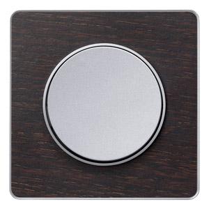 Wenge/Aluminium