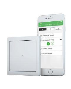 Bluetooth LED Dimmerkit 1-voudig - Lotuswit - D-Life