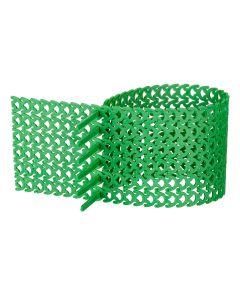 Rapstraps Groen - Flexibele kabelbinder - 24 stuks