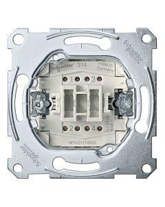 Sokkel - Kruisschakelaar - Merten MTN3117-0000