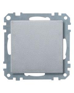 Blindplaat - Aluminium - Systeem M