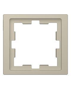 Afdekraam D-Life 1-voudig - Kunststof Sahara - Systeem Design