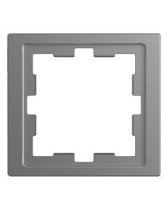 Afdekraam D-Life 1-voudig - Kunststof RVS look - Systeem Design
