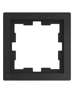 Afdekraam D-Life 1-voudig - Steen Antraciet - Systeem Design