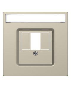 Inzetstuk HDMI - Kunststof - Sahara - Systeem Design