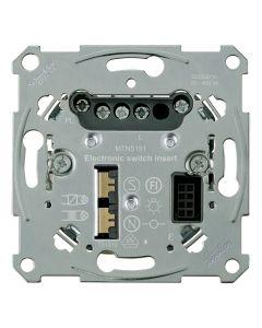Sokkel - Elektronische Schakelaar 2-draads 1-voudig - Merten