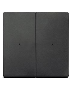 Dubbele Wip Impulsdrukker - Antraciet - Systeem M