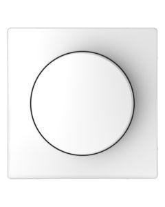 Draaiknop Dimmer - Kunststof - Lotuswit - Systeem Design