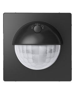 Bewegingsmelder Schakelaar - Kunststof - Antraciet - Systeem Design