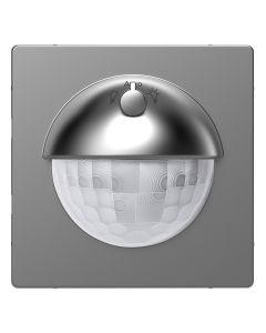 Bewegingsmelder Schakelaar - Kunststof - RVS Look - Systeem Design