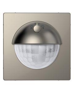 Bewegingsmelder Schakelaar - Kunststof - Nikkel Metallic - Systeem Design