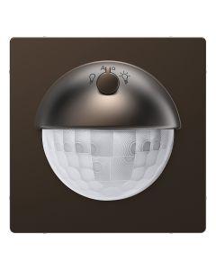 Bewegingsmelder Schakelaar - Kunststof - Mocca Metallic - Systeem Design