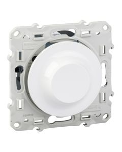 Universele Led-draaidimmer - Wit - Odace