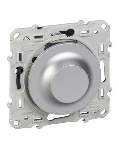 Draaidimmer - Aluminium - Odace