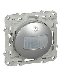 Bewegingsmelder 2-draads - Aluminium - Odace