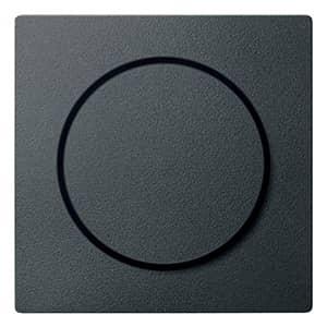 Draaiknop Led-Dimmer Merten Systeem M Antraciet