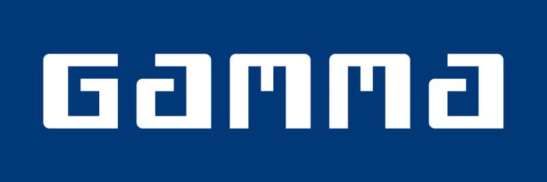 Logo van de bouwmarkt Gamma, verkooppunt Schneider Electric