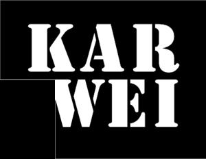 Logo van de bouwmarkt Karwei, verkooppunt Schneider Electric