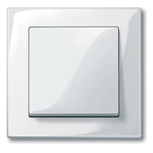 Lichtschakelaar M-Smart Polarwit Scandinavisch Design